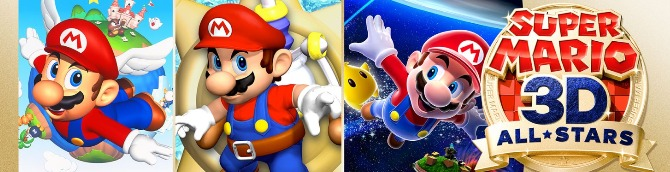 Super Mario 3D All-Stars Remains at the Top of the Italian Charts