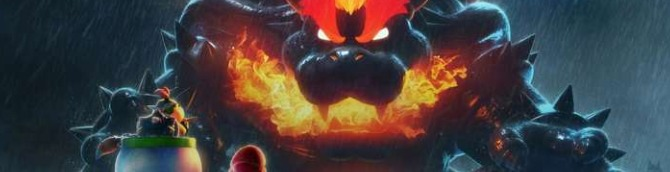 Super Mario 3D World + Bowser's Fury Remains in 1st on the UK Charts