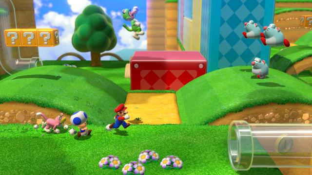 Super Mario 3D World + Bowser's Fury Tops the Japanese Charts, Switch Sells 89,104, PS5 Sells 34,657