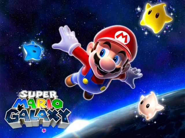 Could Mario return to outer space?