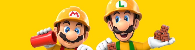 Super Mario Maker 2 Debuts at the Top of the French Charts