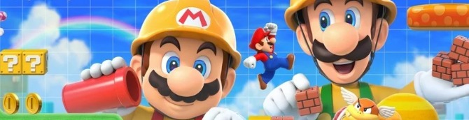 Super Mario Maker 2 Debuts at the Top of the Japanese Charts