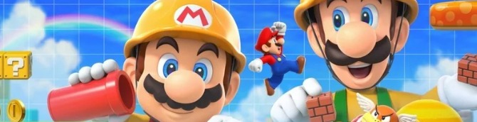 Super Mario Maker 2 Tops the Japanese Charts and Surpasses 500,000 Units Sold Lifetime