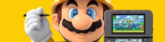Super Mario Maker for Nintendo 3DS Sells an Estimated 529K Units First Week at Retail