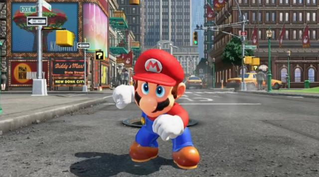 Super Mario Bros Animated Film To Release In 2022