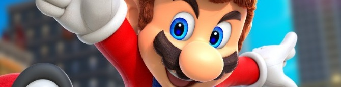 Super Mario Odyssey Tops 3 Million Units Sold Worldwide at Retail in 3 Weeks