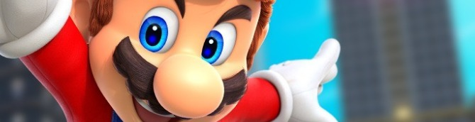 Super Mario Odyssey Tops an Estimated 4 Million Units Sold Worldwide at Retail in 5 Weeks
