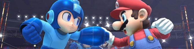 Super Smash Bros. for Wii U and 3DS Brings the Nintendo-Approved Pain