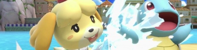 Super Smash Bros. Ultimate Bundle Announced, Isabelle Joins Lineup