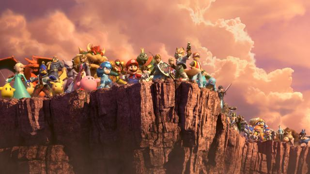 Super Smash Bros  Ultimate Sold 309,229 Units Digitally in