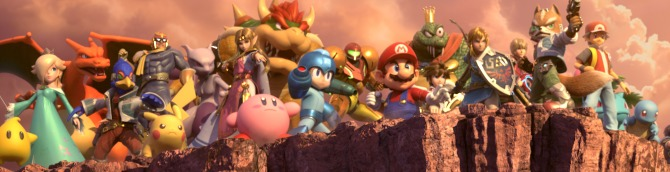 Super Smash Bros. Ultimate Was the Best-Selling Game on Amazon in 2018