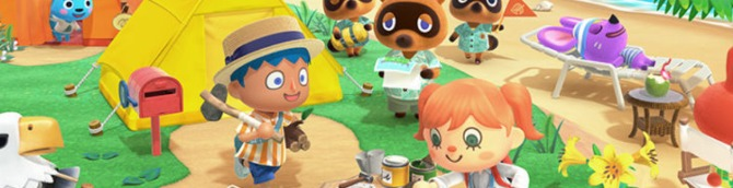 Switch Sales Set Record in the US, Animal Crossing: New Horizons 3rd Biggest Nintendo Launch Ever