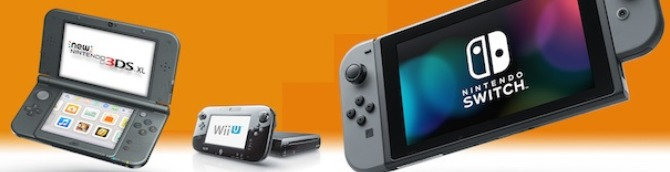 Switch vs 3DS and Wii U Sales Comparison - Switch Lead Tops 6 Million in July 2020