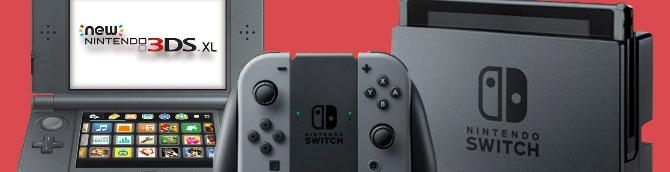 Switch vs 3DS in Japan Sales Comparison - November 2020