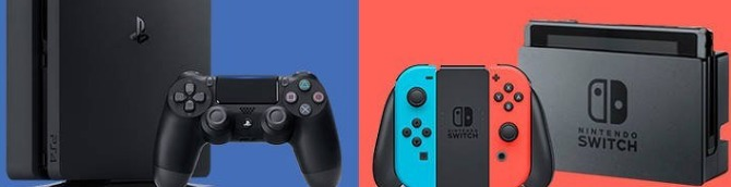 Switch vs PS4 Sales Comparison - Switch Lead Tops 6 Million in October 2020