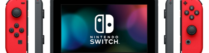 Switch Without Dock Coming to Japan