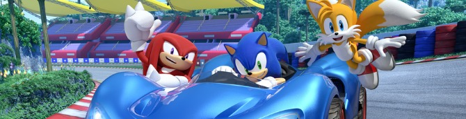 Team Sonic Racing Launches at the Top of the Australian Charts