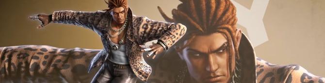 Tekken 7 Gets Eddy Gordo Character Reveal Trailer
