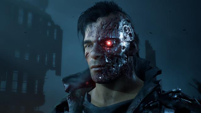 Terminator: Resistance Enhanced Announced for PS5