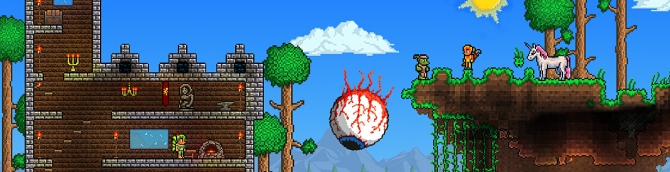Terraria on Vita Gets Release Date & Cross-Play