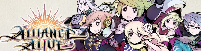The Alliance Alive Launches March 27 in the West for 3DS