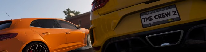 The Crew 2 Trailer Features Renault Sport Megane R.S. 2018