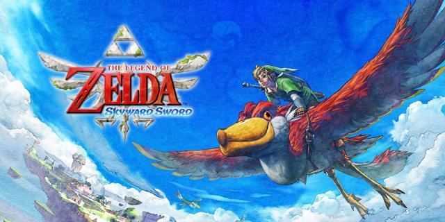 La légende de Zelda: Skyward Sword pour la liste des commutateurs apparaît sur Amazon UK