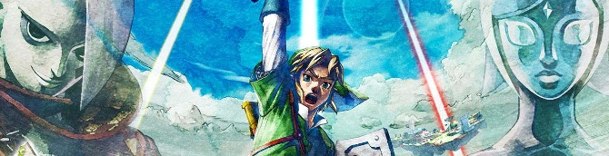 The Legend of Zelda: Skyward Sword HD Update 1.0.1 Out Now