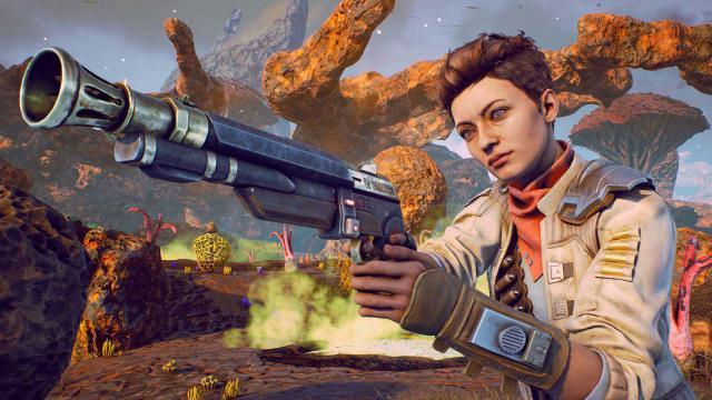 The Outer Worlds: Murder on Eridanos Expansion Launches by End of March