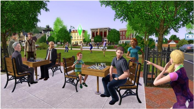 Wouldn't it be great if real life was like The Sims? Wait...what?