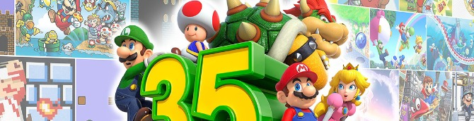 The Super Mario Bros. Anniversary Direct Shows Nintendo at its Best & Most Baffling