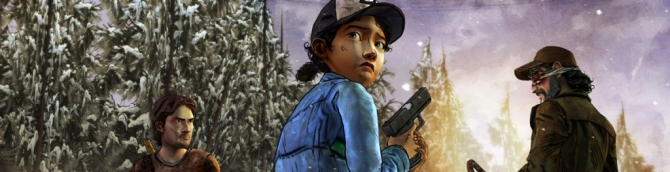 The Walking Dead Season Two: Episode Four - 'Amid the Ruins' (PC)