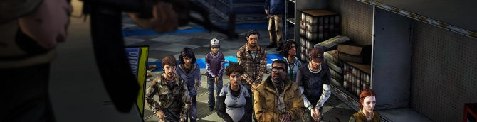 The Walking Dead Season Two: Episode Three - 'In Harm's Way' (PC)