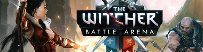 The Witcher: Battle Arena Announced