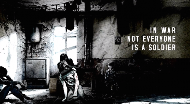This War of Mine E3 2014  1