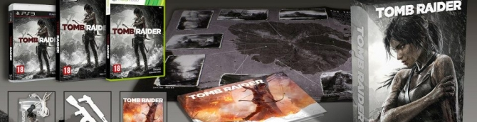 Tomb Raider Special Editions Revealed