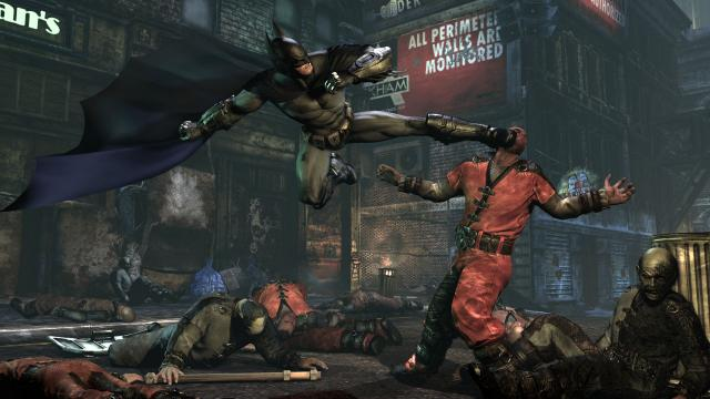 Top 100: Arkham City
