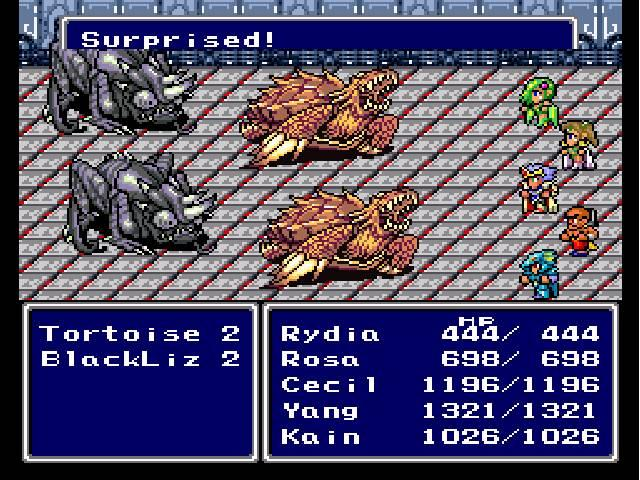 Top 100: Final Fantasy IV
