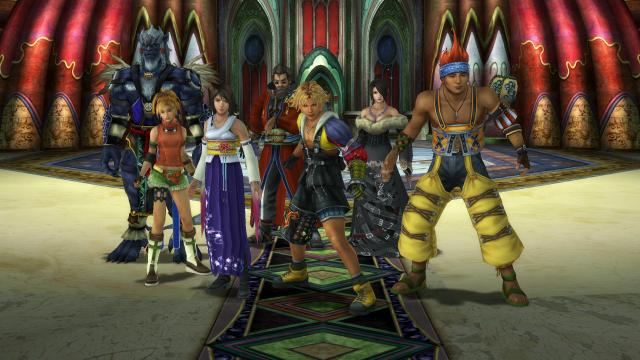 Top 100: Final Fantasy X