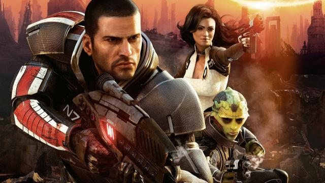 Mass Effect Legendary Edition Rated in Korea