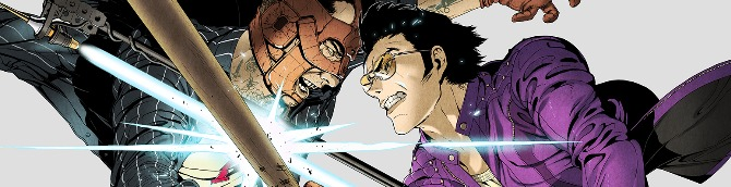 Travis Strikes Again: No More Heroes Gets First Gameplay Trailer