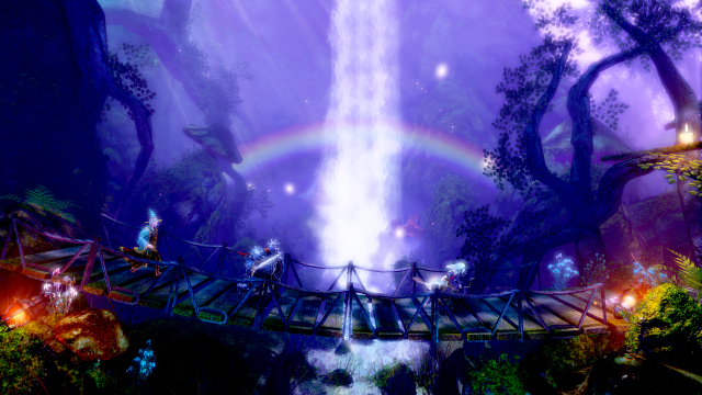 Trine Enchanted Edition bridge