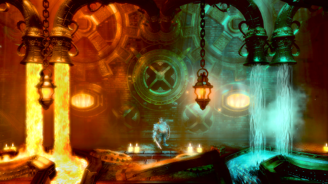 Trine Enchanted Edition graphics