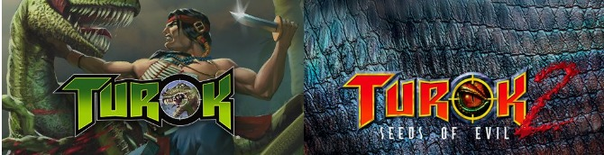 Turok 1 and 2 Remasters Launch for Xbox One on March 2