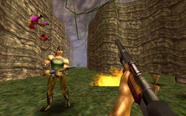 Turok and Turok 2: Seeds of Evil Headed to PS4 on February 25