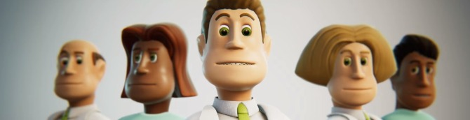 Two Point Hospital Announced, Launches Fall 2018