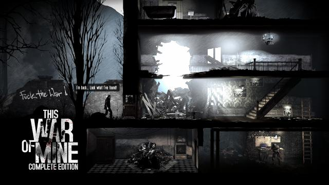This War of Mine homecoming