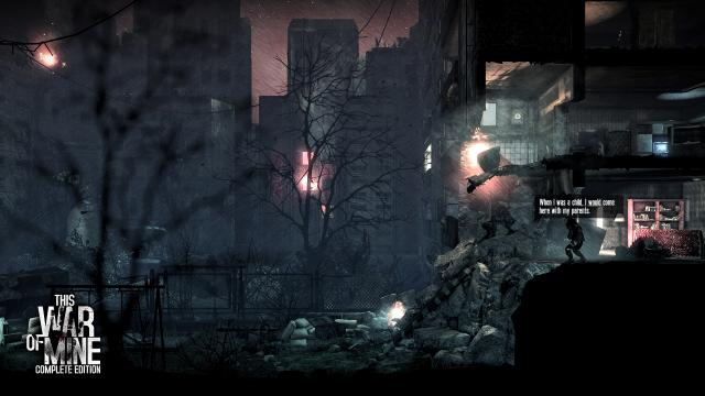 This War of Mine exterior