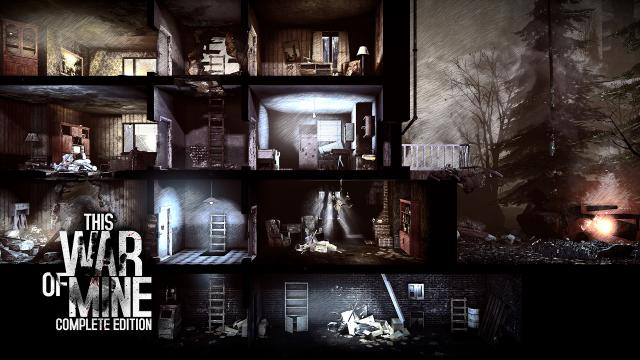 This War of Mine apartment