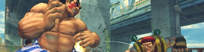 Ultra Street Fighter IV Releases June 2014 for PS3/Xbox 360
